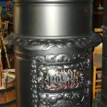 E-24'' can and 1/2 with a Trademark Finial $7550